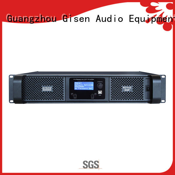 multiple functions amplifier sound system 8ohm supplier for venue