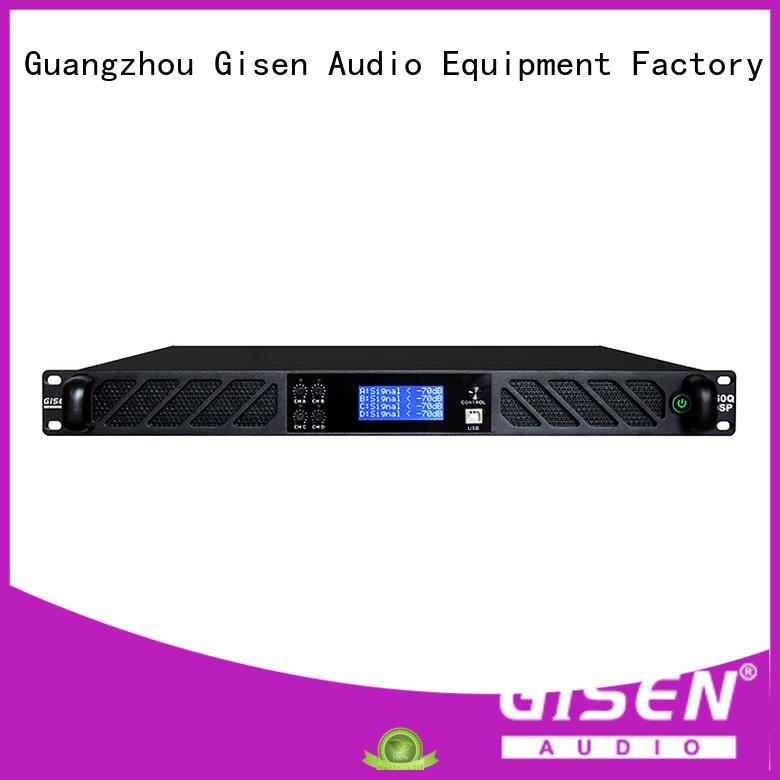 car audio dsp amplifier channel Gisen