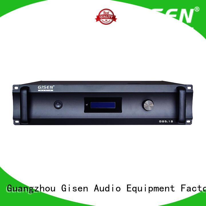 Home theatre digital power amplifier