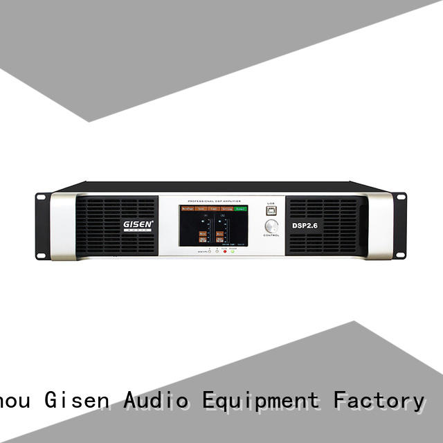 Gisen professional studio amplifier wholesale