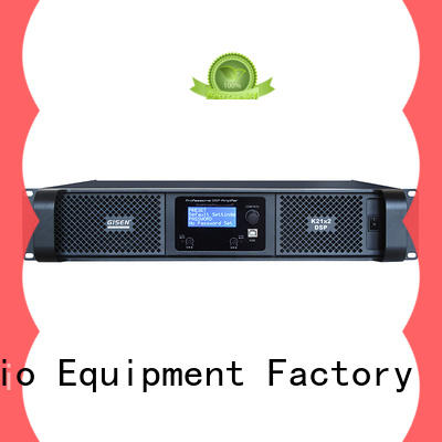 multiple functions homemade audio amplifier manufacturer for performance
