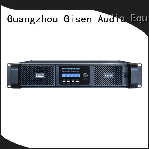 advanced class d audio amplifier digital fast delivery for stadium