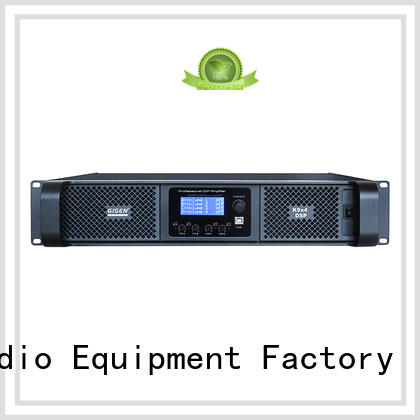 professional dsp amplifier 2100wx4 supplier for performance