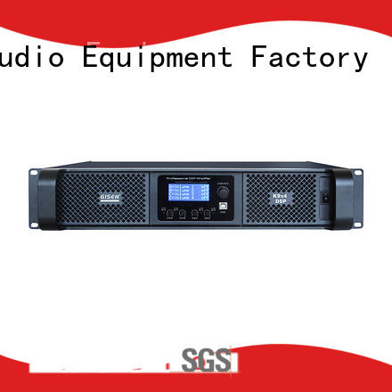 high quality studio amplifier dsp factory for stage