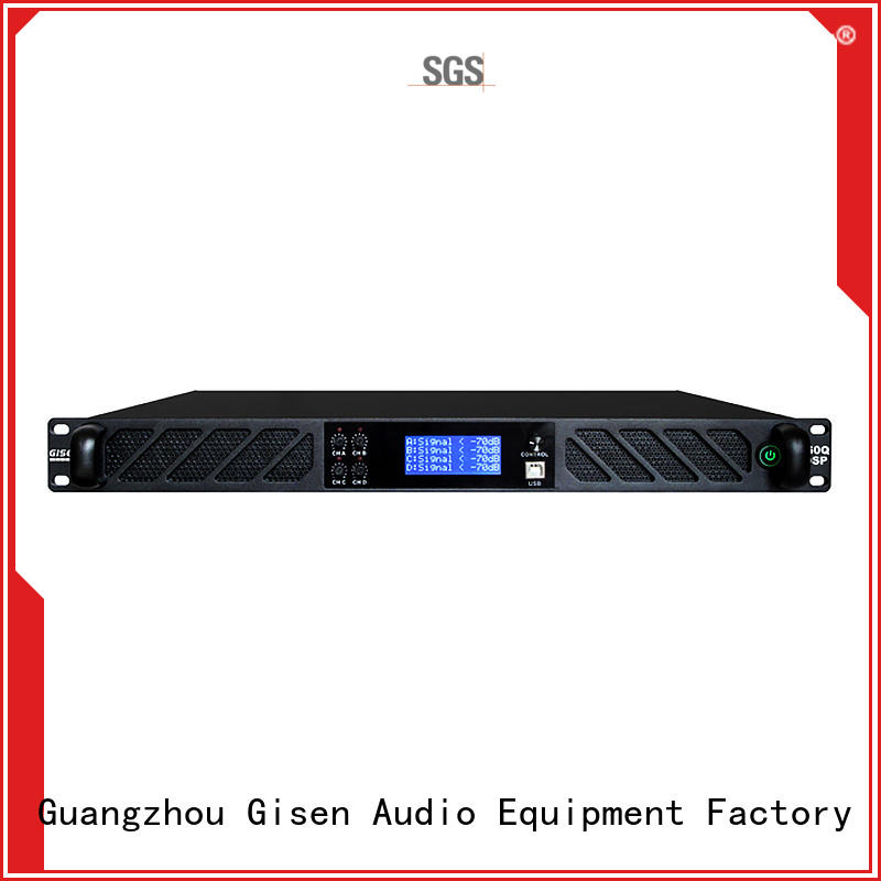 high quality professional dj amplifier supplier for performance