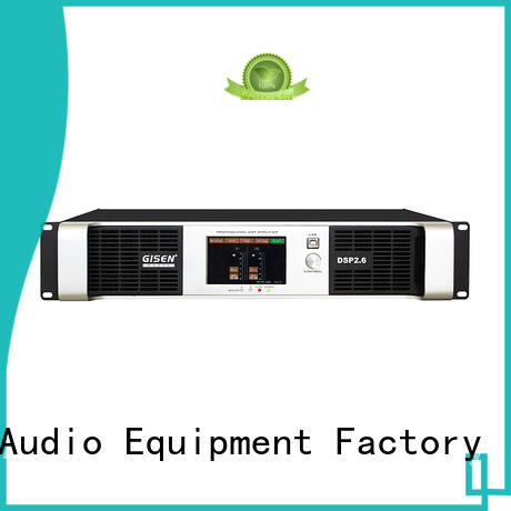 Gisen high quality studio amplifier factory for various occations