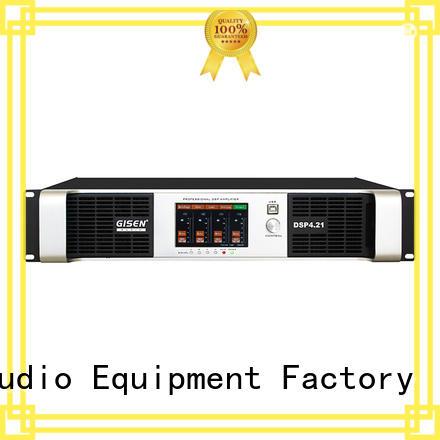 Gisen professional dj stereo amplifier power for performance
