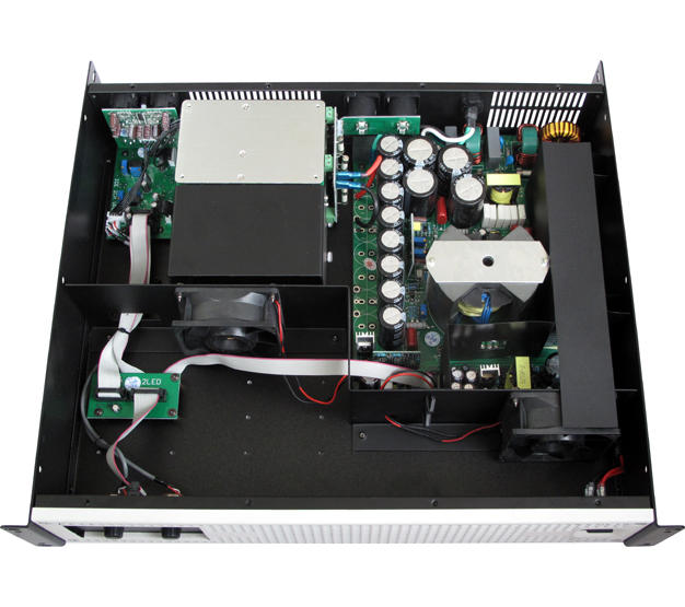 Gisen high efficiency 2 channel class d amplifier professional for meeting