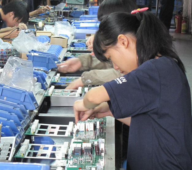 Gisen quality assurance power amplifier class td one-stop service supplier for ktv-4