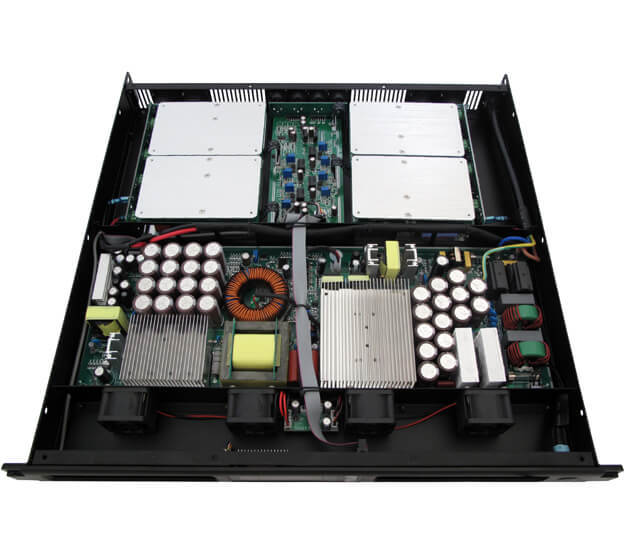 Gisen new model power amplifier class for performance
