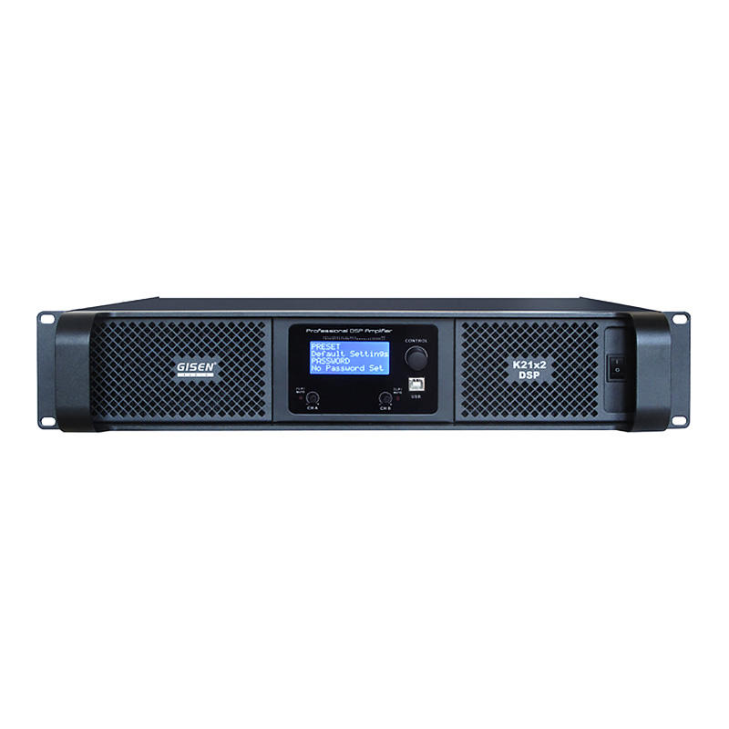 High power amplifier dj stereo amplifier 2100WX2@ 8ohm