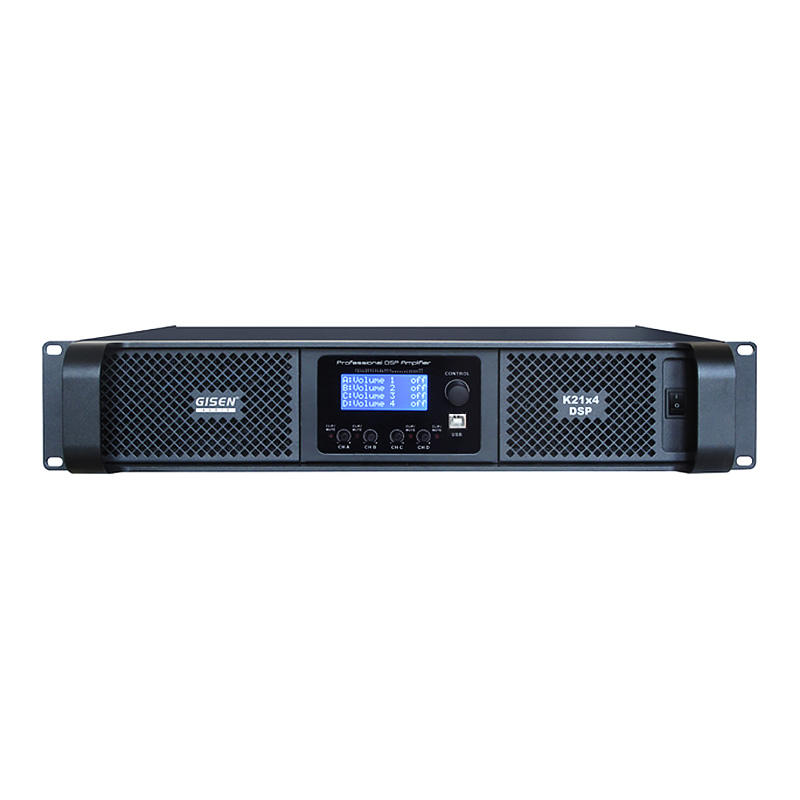 Professional power amplifier pro dj amplifier 2100WX4