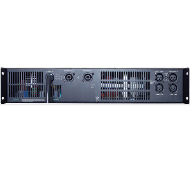 Professional power amplifier class d digital amplifier 2100WX4