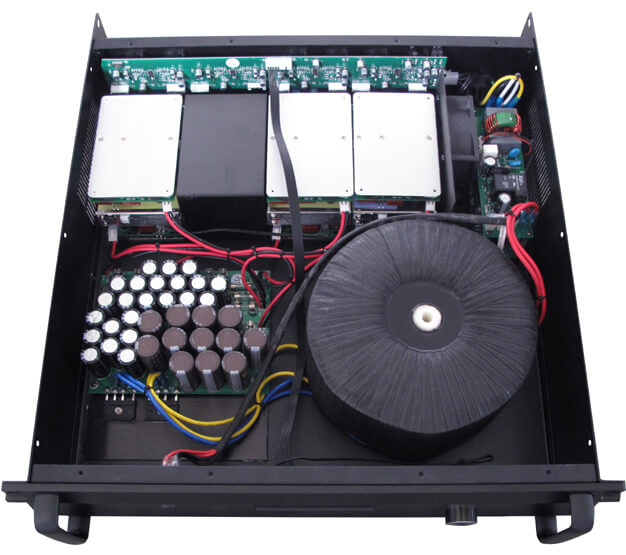 Gisen theatre stereo audio amplifier exporter for private club-2