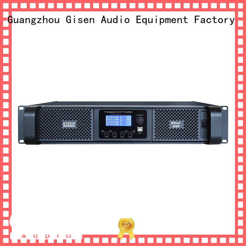 high quality car audio dsp amplifier wholesale