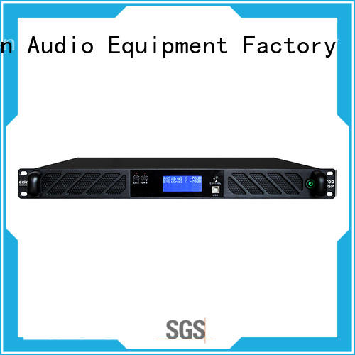multiple functions desktop audio amplifier 2100wx4 manufacturer for stage