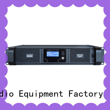 Gisen power direct digital amplifier manufacturer for various occations