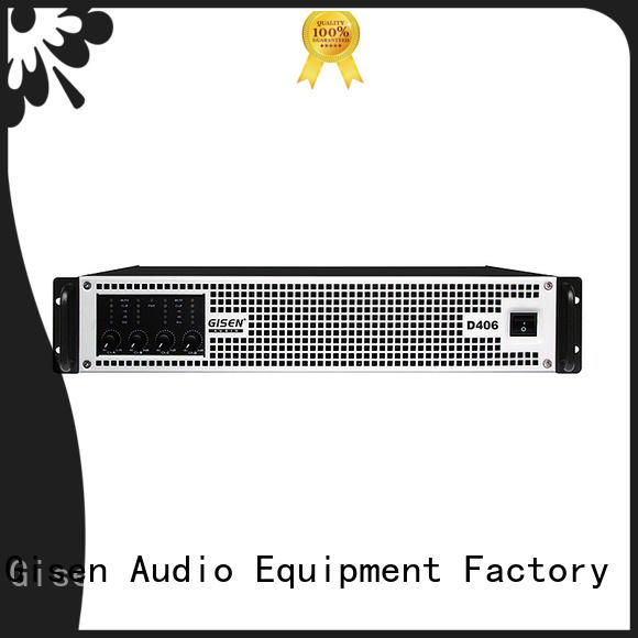 Gisen professional class d power amplifier more buying choices for stadium