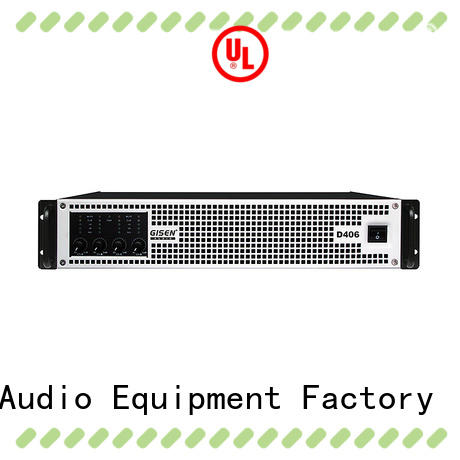 Gisen class dj amplifier fast shipping for ktv