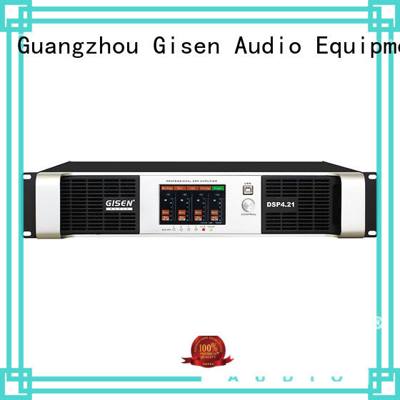 multiple functions professional digital amplifier manufacturer for various occations Gisen