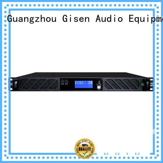 Gisen multiple functions homemade audio amplifier supplier for various occations