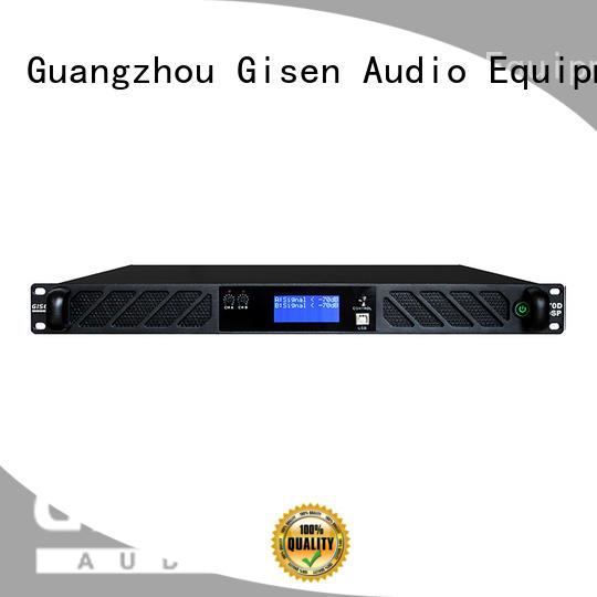 digital professional digital amplifier 2100wx2 for performance Gisen