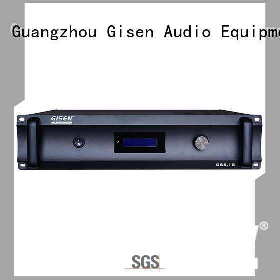 Gisen low distortion home theater amp order now for ktv