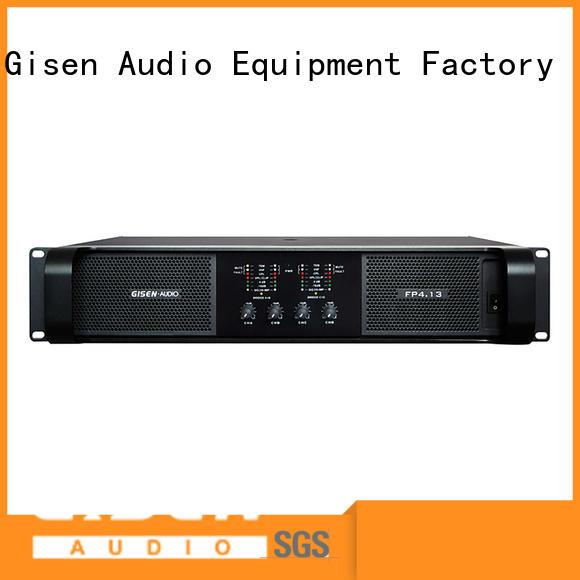 unbeatable price best power amplifier amplifier one-stop service supplier for ktv