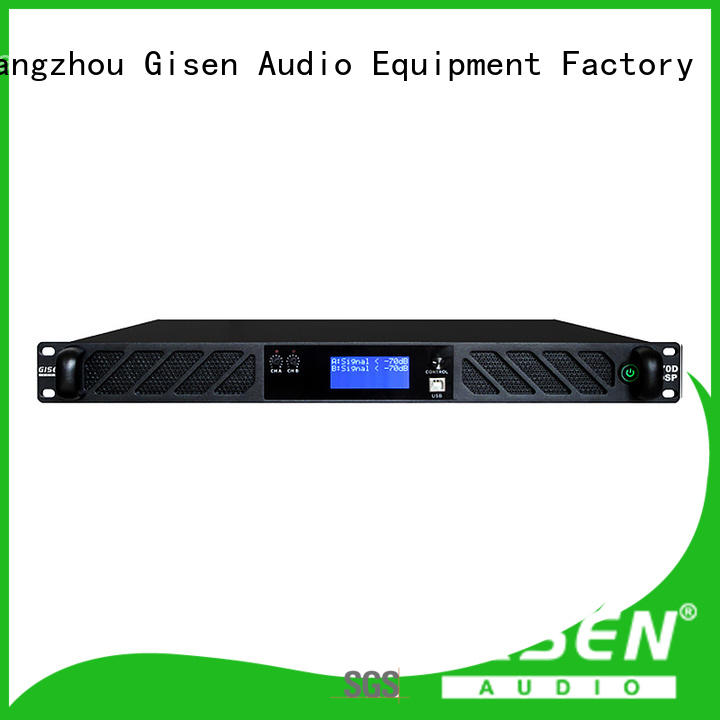 multiple functions direct digital amplifier amplifier supplier for stage