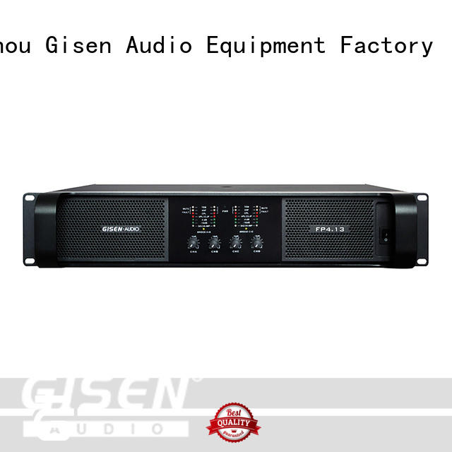 Gisen power compact stereo amplifier source now for various occations
