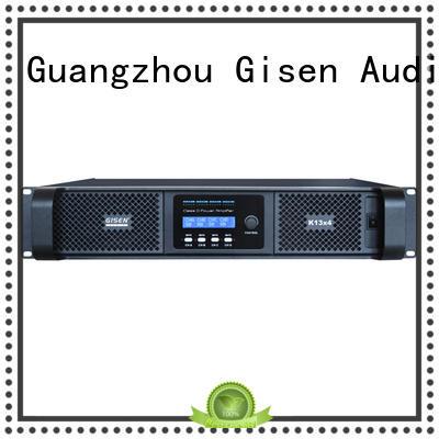 Gisen full range home stereo power amplifier fast shipping for meeting