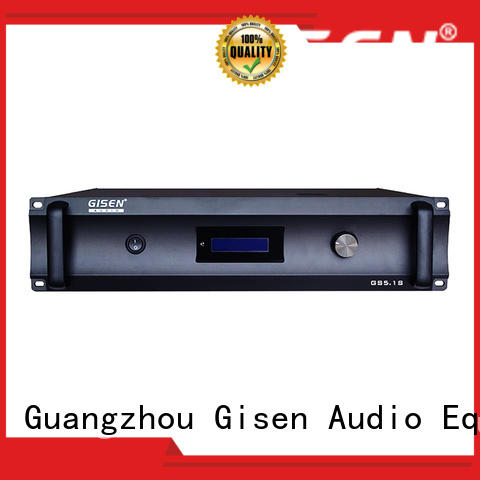 low distortion home power amplifier supplier for private club Gisen