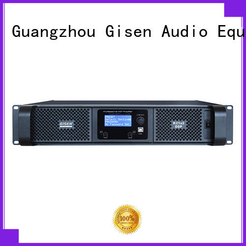 Gisen multiple functions amplifier sound system factory