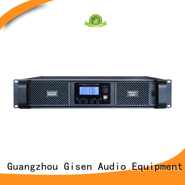 slimline amplifier digital for performance Gisen