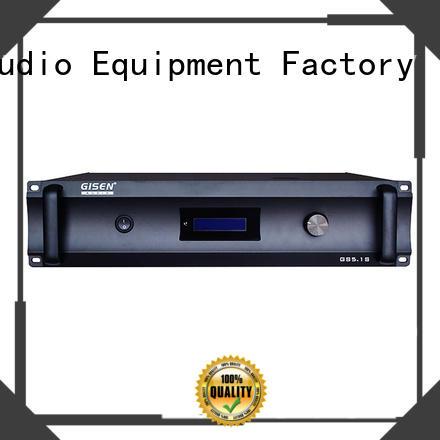 Gisen home home theater amplifier wholesale for ktv