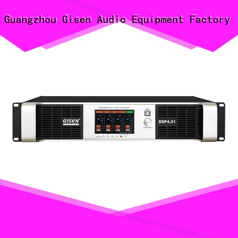 professional desktop audio amplifier power factory for performance