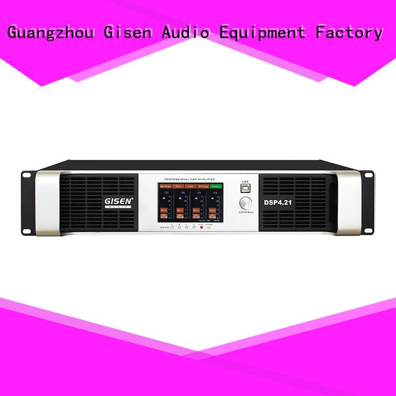 professional desktop audio amplifier power factory for performance