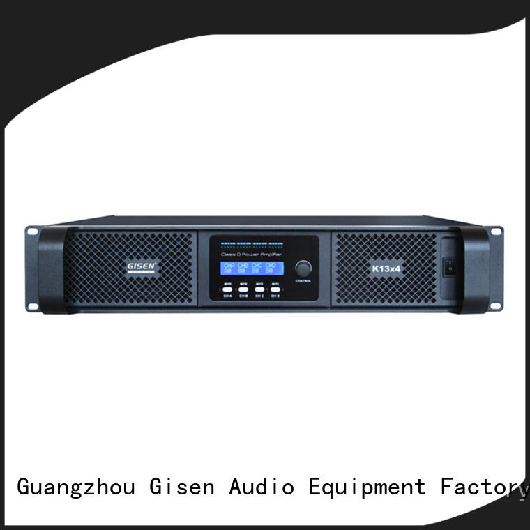 Gisen high efficiency sound digital amplifier more buying choices for meeting