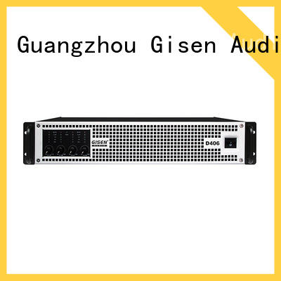 Gisen advanced class d power amplifier fast shipping for meeting