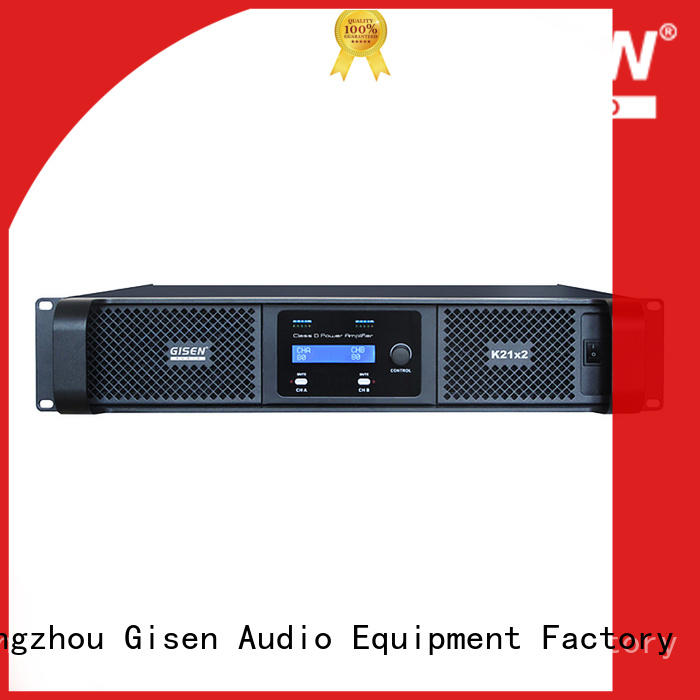 best class d power amplifier 2100wx2 for performance Gisen