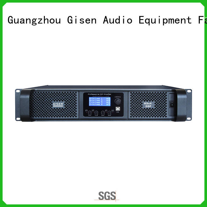 Gisen professional studio amplifier factory for various occations