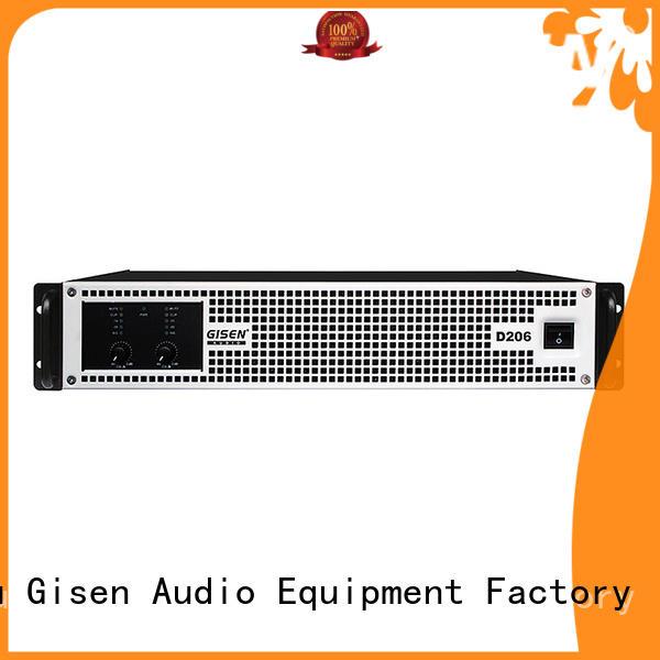 high efficiency 2 channel class d amplifier manufacturer for performance