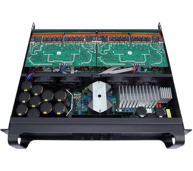 Gisen quality assurance power amplifier class td one-stop service supplier for ktv-1