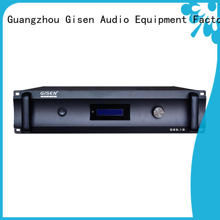 Gisen theatre home stereo amplifier great deal for ktv