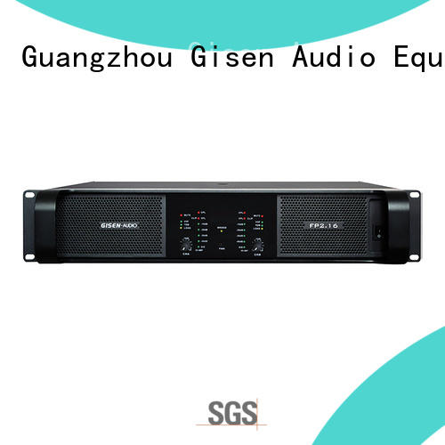 Gisen quality assurance music amplifier one-stop service supplier for various occations