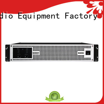 guangzhou sound digital amplifier 8ohm manufacturer for ktv