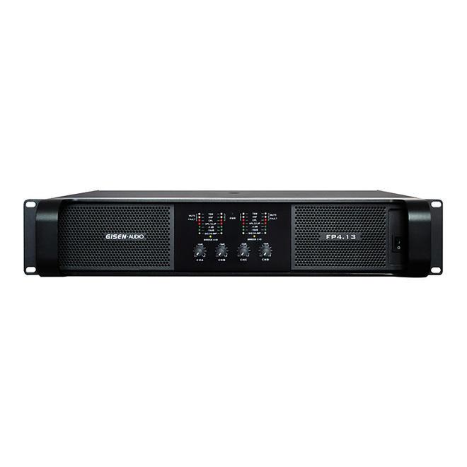 class td power amplifier 4x1300w for ktv Gisen