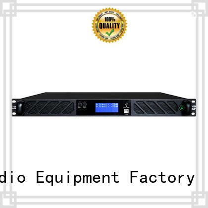 Gisen 8ohm amplifier sound system factory for venue