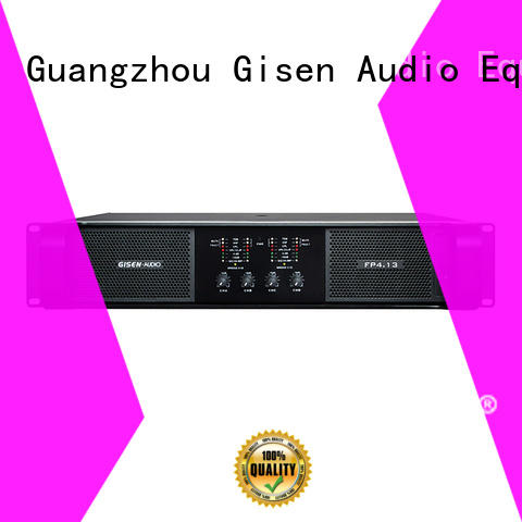 Gisen unrivalled quality stereo amplifier get quotes for various occations