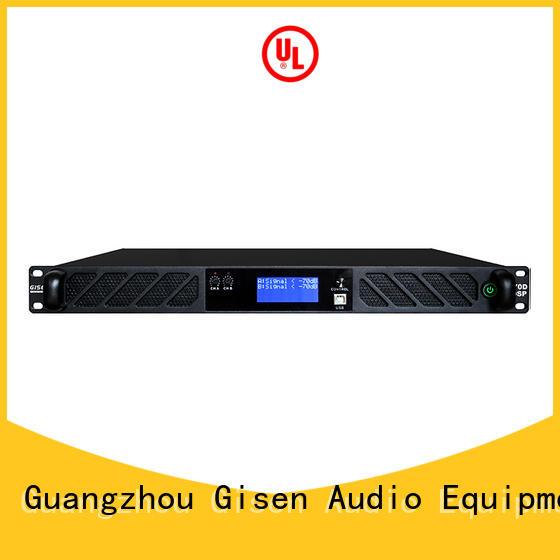 multiple functions dj sound amplifier factory